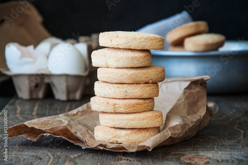 Biscuit Butter shortbread cookies