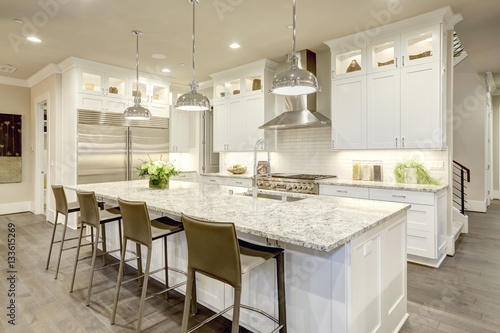 white kitchen cabinets inside white kitchen design in new luxurious home buy this 28824
