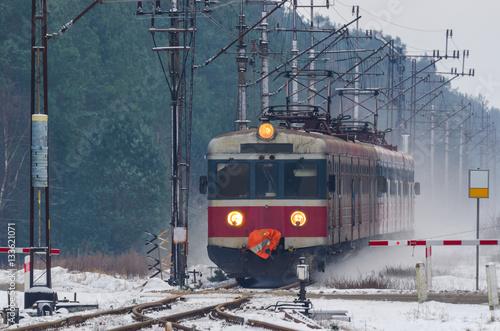 Valokuva  THE RAILWAY TRACK