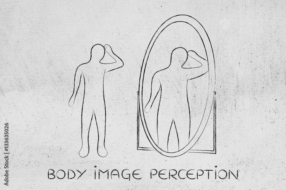 perception of body image among adolescents The aim of this study was to investigate the relationship among body image perceptions, a desire for thinness, and dieting behavior in young females in japan.