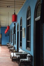 Blue Mansion, Georgetown, Penang, Malaysia