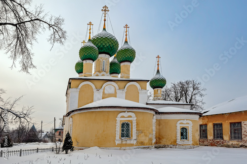 Fotografia, Obraz  Church of the Beheading of John the Baptist in Uglich, Russia