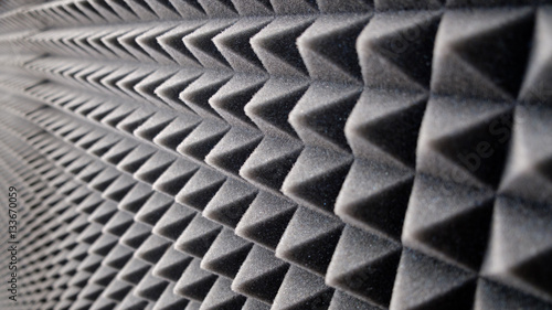 Valokuva  sound absorbing materials