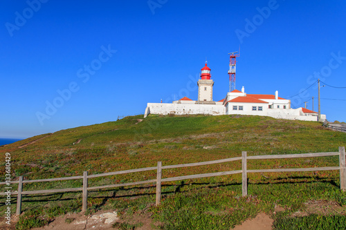 Foto auf AluDibond Vista do Cabo da Roca em Portugal