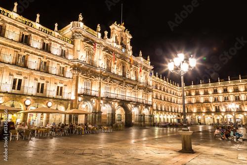 Plaza Mayor in Salamanca