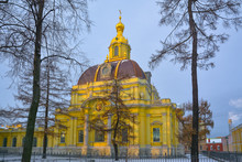Tomb Of The Russian Princes Ro...