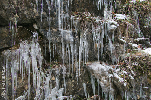 Fotografering  Ondata di maltempo e ghiaccio in Italia