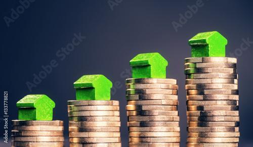 Photo Steigende Preise für Immobilien