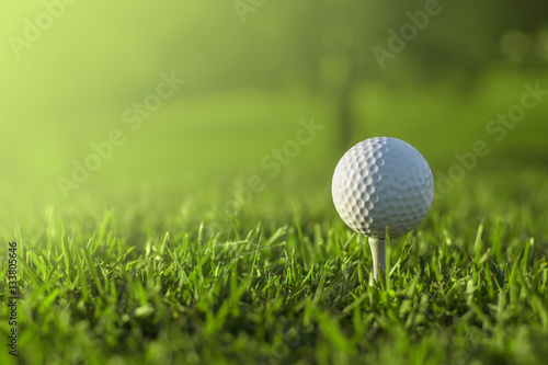 Photo sur Aluminium Golf Golf