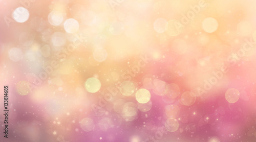 Fotografia  Background blur  illustration, holiday wallpaper.