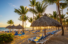 Tropical Beach Resort In Punta...