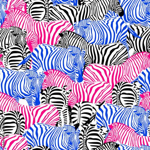 wzor-w-kolorowe-zebry
