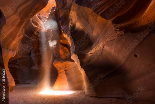 Antelope Slot Canyon in Page AZ
