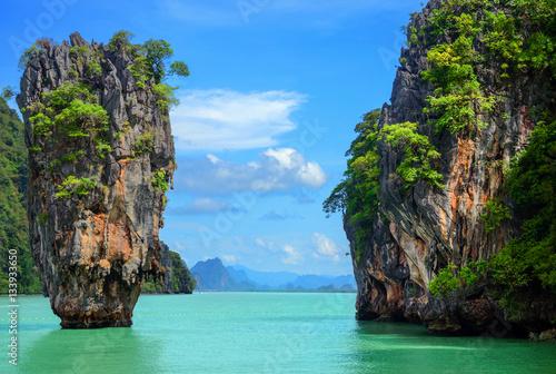 Thaïlande et ses  paysages paradisiaque