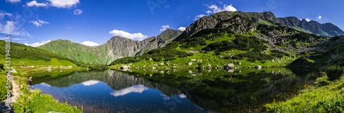 Foto auf Gartenposter Gebirge Rohacske Plesa - Slovakia