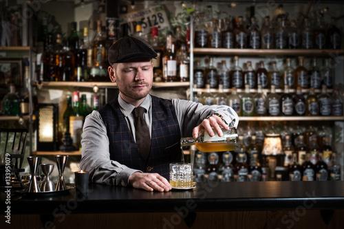 Fotografia  Bartender