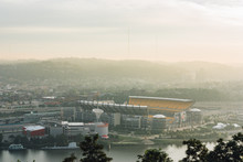 Heinz Field Pittsburgh At Sunr...