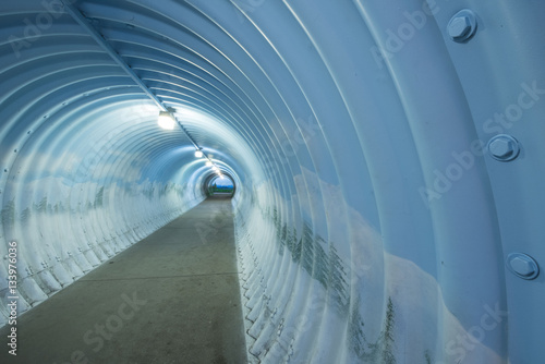Photo  Underground Footpath Tunnel