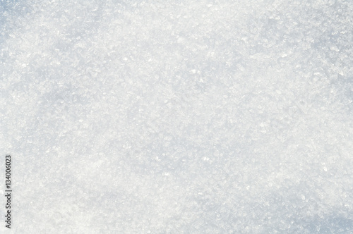Papiers peints Arctique Winter snow background white snow flakes and crystals
