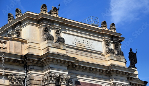 Fotografia  Impressionen der Altstadt Dresdens