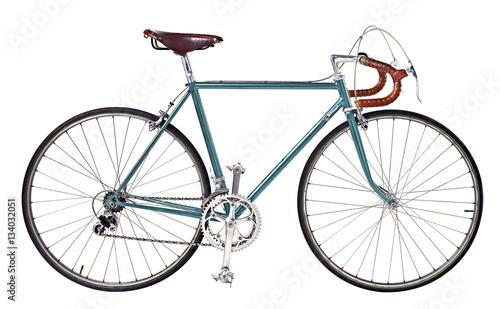 Staande foto Fiets Road bike, vintage bike