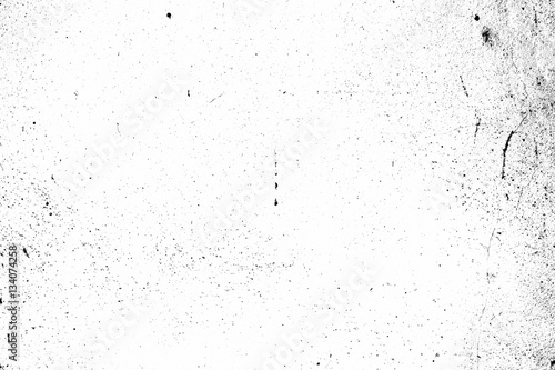 Fotografie, Tablou  Black grunge texture. Place over any object create black dirty g