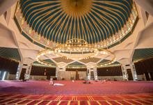 Arabic Mosque In Amman Jordan