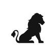 lion icon illustration