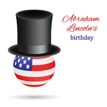 Abraham Lincoln's Birthday Vec...