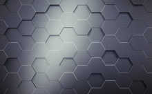 Aluminium-Wabenstruktur