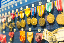 Medals And Awards Of Armed Forces.