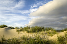 Outer Banks Sand Dunes