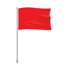 Red Flag Template. Red Horizon...