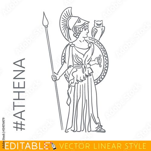 Cuadros en Lienzo Athena