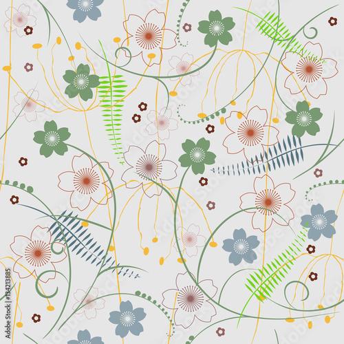 bezszwowy-wzor-z-abstraktem-kwitnie-ilustracje