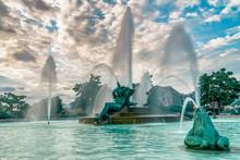 Swann Memorial Fountain In Phi...