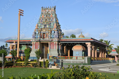 Edifice religieux Sri Siva Subramaniya temple in Nadi, Fiji