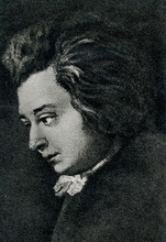 Wolfgang Amadeus Mozart By Jos...