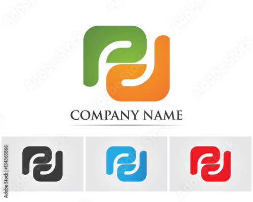 P d letter combination logo   Buy this stock vector and explore
