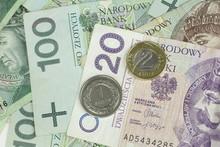 Polski Złoty - Monety I Banknoty.