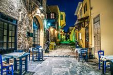 Traditionl Greek Taverns