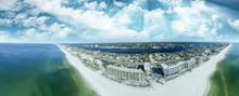 Fort Walton Beach Aeial View A...