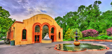 Conservatory Of Fitzroy Garden...