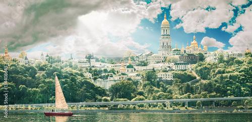 Foto op Plexiglas Kiev Kiev. Ukraine. Kiev Pechersk Lavra or the Kiev Monastery of the Caves.