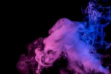 Abstract Smoke Weipa. Personal...