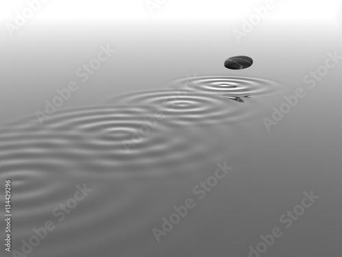 Fototapety, obrazy: Zen Steine