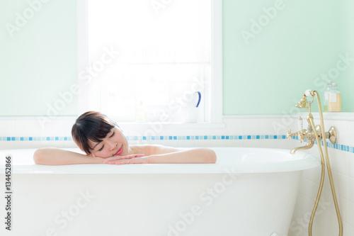 Valokuva  女性 風呂