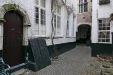 Vlaaikensgang In Antwerp