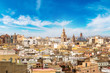 Panoramic view of Valencia