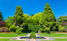 Pioneer Women's Memorial Garden At Kings Domain In Melbourne